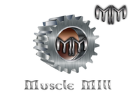 Muscle MIll Logo - Entry #124