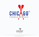 Chicago Paddle Rentals Logo - Entry #148