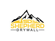Shepherd Drywall Logo - Entry #169