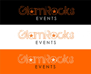 Glamrocks Events needs your design skills! Logo - Entry #52