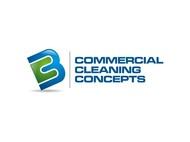 Commercial Cleaning Concepts Logo - Entry #38