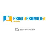 PrintItPromoteIt.com Logo - Entry #268
