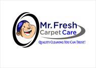 Mr. Fresh Carpet Care Logo - Entry #38