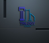 TRILOGY HOMES Logo - Entry #328