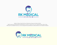 RK medical center Logo - Entry #51