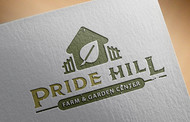 Pride Hill Farm & Garden Center Logo - Entry #75