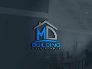 MD Building Maintenance Logo - Entry #50