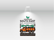 South East Qld Landscaping and Fencing Supplies Logo - Entry #68