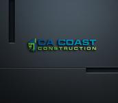 CA Coast Construction Logo - Entry #254