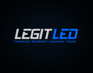 Legit LED or Legit Lighting Logo - Entry #78