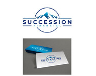 Succession Financial Logo - Entry #317