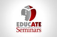 EducATE Seminars Logo - Entry #27