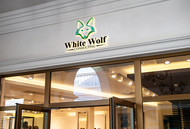 White Wolf Consulting (optional LLC) Logo - Entry #122