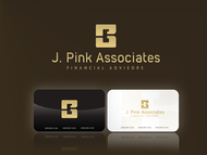 J. Pink Associates, Inc., Financial Advisors Logo - Entry #414