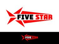 Five Star Logo - Entry #2
