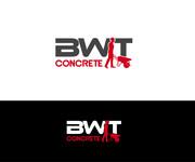 BWT Concrete Logo - Entry #469
