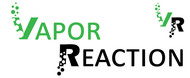 Vape Reaction Logo - Entry #4