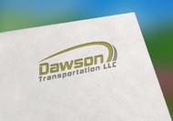 Dawson Transportation LLC. Logo - Entry #122