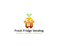Fresh Fridge Vending Logo - Entry #11