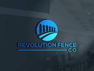Revolution Fence Co. Logo - Entry #95
