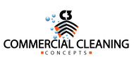 Commercial Cleaning Concepts Logo - Entry #90