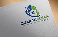 QuaranClean Logo - Entry #22
