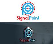 SignalPoint Logo - Entry #40