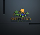 Shepherd Drywall Logo - Entry #240