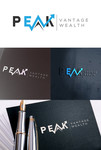 Peak Vantage Wealth Logo - Entry #159