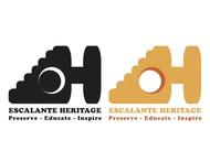 Escalante Heritage/ Hole in the Rock Center Logo - Entry #7