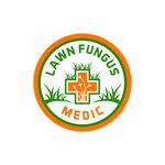 Lawn Fungus Medic Logo - Entry #114