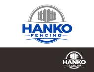 Hanko Fencing Logo - Entry #258