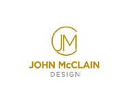 John McClain Design Logo - Entry #189