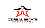 CZ Real Estate Rockstars Logo - Entry #58