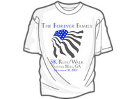 The Forever Family 5K Logo - Entry #7