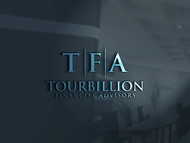 Tourbillion Financial Advisors Logo - Entry #66