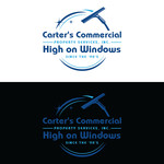 Carter's Commercial Property Services, Inc. Logo - Entry #44