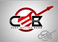 Clay Melton Band Logo - Entry #113