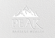 Peak Vantage Wealth Logo - Entry #177