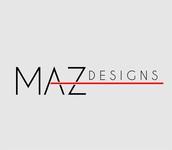 Maz Designs Logo - Entry #299