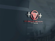 Muscle Memory fitness Logo - Entry #91