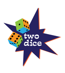 Two Dice Logo - Entry #36