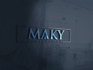 MAKY Corporation  Logo - Entry #39