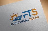 First Texas Solar Logo - Entry #102