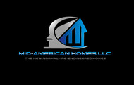 Mid-American Homes LLC Logo - Entry #8