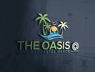 The Oasis @ Marcantel Manor Logo - Entry #53