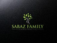 Sabaz Family Chiropractic or Sabaz Chiropractic Logo - Entry #89