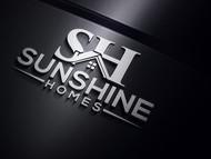 Sunshine Homes Logo - Entry #377