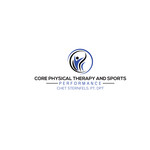 Core Physical Therapy and Sports Performance Logo - Entry #112