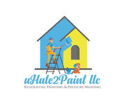 uHate2Paint LLC Logo - Entry #57